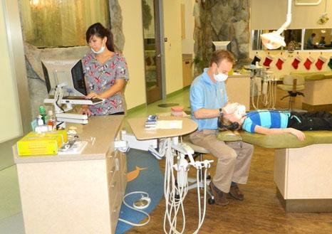 South Bay Pediatric Dental Chula Vista Office